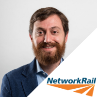 Toufic Machnouk, iS speaking at Middle East Rail