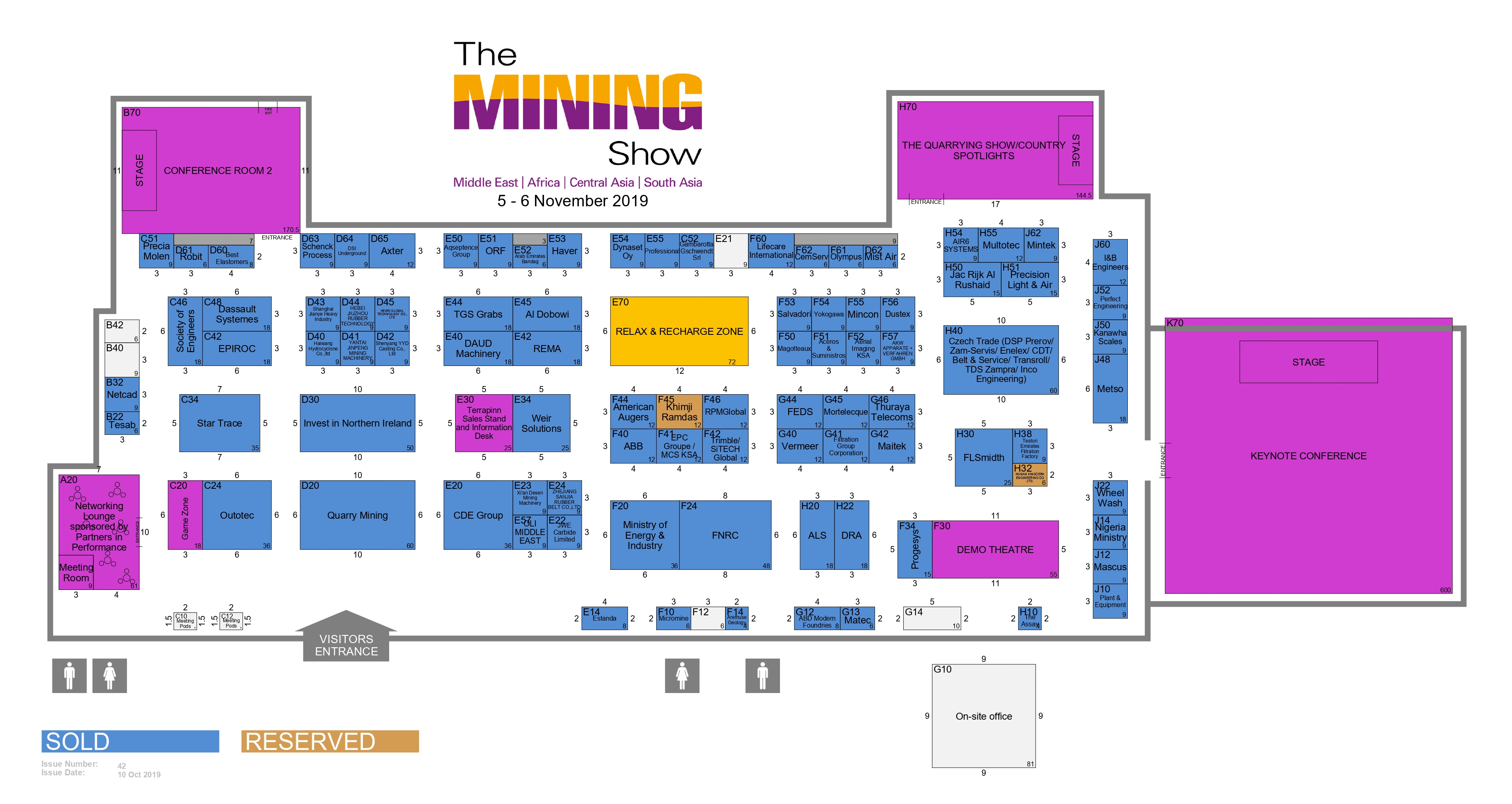 The Mining Show 2019