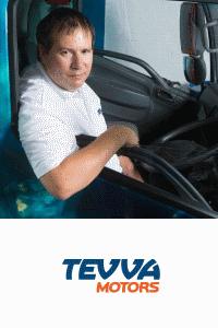 Asher Bennett, Founder and CEO, Tevva Motors