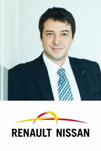 Francisco Carrranza Sierra, Managing Director of Energy Services, Renault Nissan