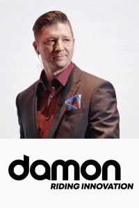 Jay Giraud, CEO, Damon Motors