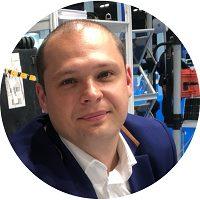Roman Rohrberg, Global Marketing Manager, TE, Miovision