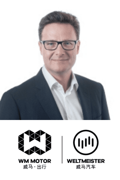 Rupert Mitchell, CSO, WM Motor 威马汽车 @ MOVE 2021