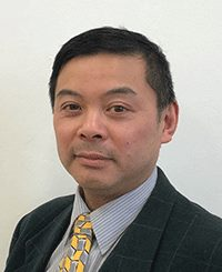 Dr William Wong, Senior Medical Officer, Company Medical Services
