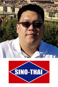 Athasit Sirisonthai, Assistant Vice President - Engineering Service Section, Sino-Thai Engineering & Construction