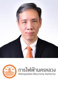 Manat Arunwattanaporn, Assistant Director Metropolitan Electricity Authority