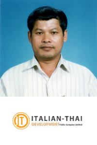 Kamol Mahapol, Public Liaison & Traffic Management Manager, Italian-Thai Development