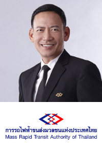 Somprasong Suttayamully, Director of Business Development Department, Mass Rapid Transit Authority of Thailand