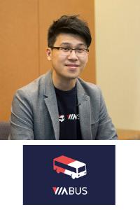 Intouch Maswongpakorn, Viabus Application CEO, Via Group Thailand