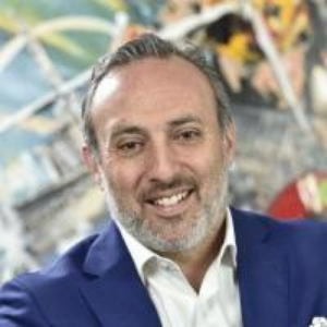 Marwan Moukarzel past speaker at Seamless Middle East