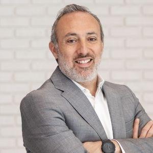 MarwanMoukarzel speaking at Seamless Middle East
