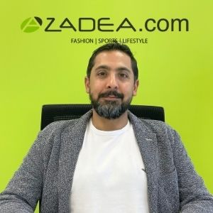 Mohammad Sajjad speaking at Seamless Middle East