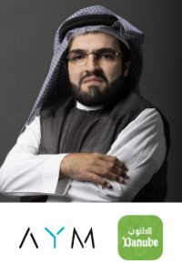 Majed Mal Tahan, Co-Founder and CEO, Danube Online