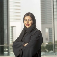 Raja Al Mazrouei past speaker at Seamless Middle East