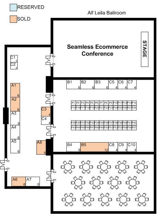 Seamless NA 2019 Floorplan