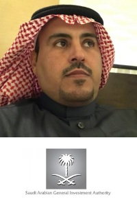 Abdullah Alsubiae at Solar and Wind Show MENA