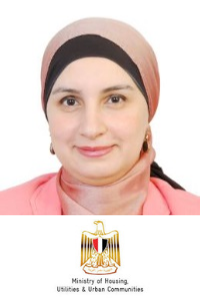 Dr. Hend Farouh at Solar and Wind Show MENA