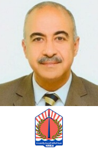 Dr. Mohamed Mostafa El-Khayat at Solar and Wind Show MENA