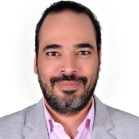 Mohamed Abdel Karim at The Solar Show MENA 2019
