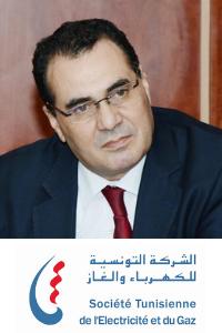 Moncef Harrabi at Solar and Wind Show MENA