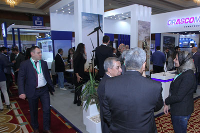 Seamless North Africa exhibition