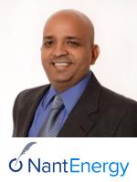 Dr. Ramkumar Krishnan at Solar Storage Live