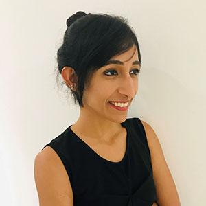 Rubina Singh speaking at ChargEV