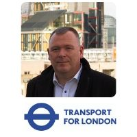 Iain Macbeth | Head Of Foresight | Transport for London » speaking at UAV Show