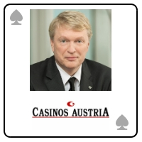 Dietmar Hoscher | Member Of The Managing Board Of Casinos Austria | Casinos Austria AG » speaking at WGES
