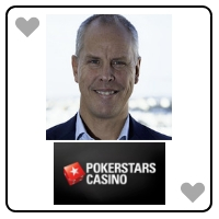 Mr Bo Wanghammar | Managing Director of PokerStars Casino | PokerStars » speaking at WGES