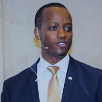 Regis Rugemanshuro | Chief Digital Officer | Bank of Kigali » speaking at Seamless East Africa