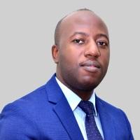 Aaron Niyonzima | Chief Information Officer | A.B. Bank Rwanda Ltd » speaking at Seamless East Africa