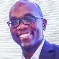 Russell Akuom | Head Of Digital Banking Experience | Co-operative Bank of Kenya » speaking at Seamless East Africa