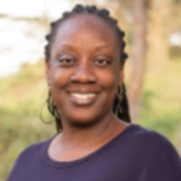 Sharon Arungu Olende | Head Of East Africa | Lendable » speaking at Seamless East Africa