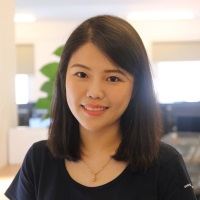 Polly Liu at Accounting & Finance Show HK 2019
