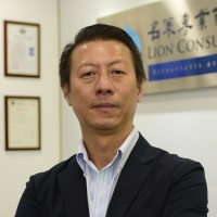 Benson Chang at Accounting & Finance Show HK 2019