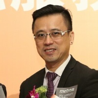 Raymond Chan at Accounting & Finance Show HK 2019