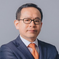 Eugene Liu at Accounting & Finance Show HK 2019