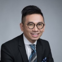 Ricky Lau at Accounting & Finance Show HK 2019