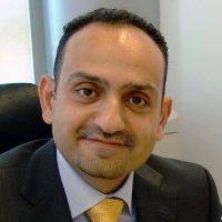 Hany Moneim, Chief Executive Officer Advisor, Telecom Egypt