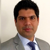 Viksit Khanna at Telecoms World Middle East 2019
