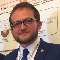 Mostafa Mohamed Talaat | Chief Executive officer | Gold Pyramid Group » speaking at The Mining Show