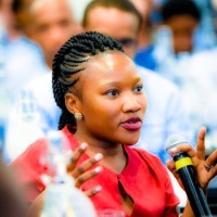 Dineo Phaladi | Production Section Manager | Anglo American » speaking at The Mining Show