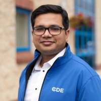 Ruchin Garg | Regional Manager, MENA | CDE » speaking at The Mining Show