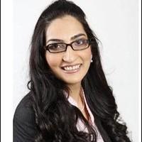 Richa Khanna, CPA, CA, LPA at Accounting & Finance Show Toronto 2019