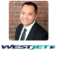 Alfredo Tan | Chief Digital And Innovation Officer | Westjet » speaking at Aviation Festival