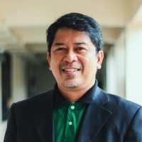 Roland Lorenzo Ruben at EduTECH Asia 2019