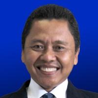 Totok Amin Soefijanto at EduTECH Asia 2019
