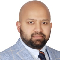 Jogy Dsilva at Accounting & Finance Show Middle East 2019