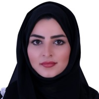 Nadia Al Ameri at Accounting & Finance Show Middle East 2019